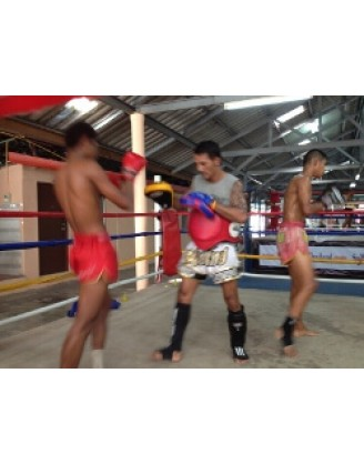 1 Month Rigorous Muay Thai Training in Phuket, Thailand